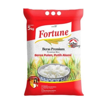Fortune Beras Premium [5 Kg]. Pilihlah Beras Yang Terjamin Kualitasnyatak Heran Orang Indonesia Sering Menyebutkan Gak Kenyang Kalau Belum Makan Nasi. Karena Itulah Anda Jangan Sampai Salah Dalam Memilih Beras Untuk Dikonsumsi Setiap Hari. Meski Banyak