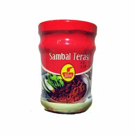 Ingredients: Chili, Sugar, Palm Oil, Balacan, Water, Salt, Monosodium Glutamate As Flavour Enhancer, Modified Starch, Preservative Potassium Sorbate. This Product Contain Crustacean