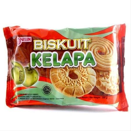 Nissin Butter Coconut Biscuit [200 g] merupakan biskuit mentega dengan rasa kelapa yang lezat dan kerenyahan yang pas di lidah Anda. NISSIN Biscuit Butter Coconut memiliki tekstur yang renyah sehingga membuat Anda ketagihan untuk terus memakannya. NISSIN
