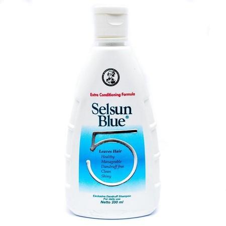 Selsun merupakan shampoo spesialis anti ketombe untuk mengatasi masalah ketombe dan menjaga kulit kepala tetap sehat. Dengan kandungan Selenium Sulfide yang direkomendasikan oleh para ahli kesehatan. Selsun Blue mengandung Selenium Sulfide yang dapat meng