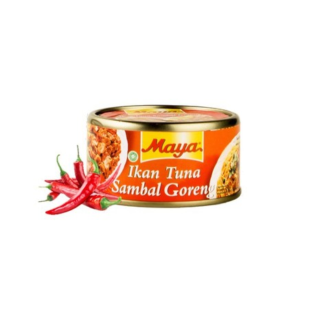 Maya Tuna Chili Fried 185 Grmaya Has Been Acknowledged Both By The Local And International Quality Institutions Including Us Fda(Food And Drug Administration), Cfia(Canadian Food Inspection Agency) And European Union. Our Quality Assurance Starts By Makin