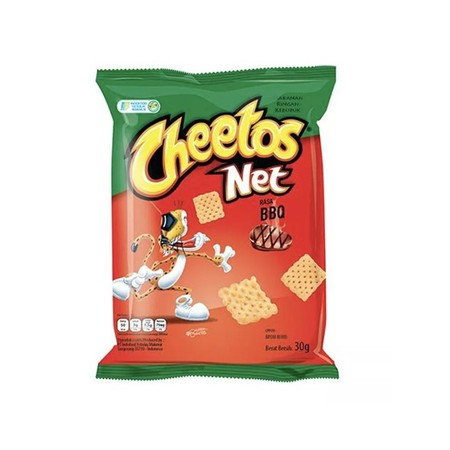 Sensational Cheetos Flavors Also Come In A Net Shape. The Bbq Flavor Will Transport You To The Warmth Of The American Ranch