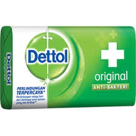 Dettol Sabun Batang merupakan sabun mandi yang terbuat dari bahan alami yang cocok untuk kulit serta dapat menjaga kelembaban & kelembutan kulit. Disertai dengan perlindungan terpacya dari kuman.