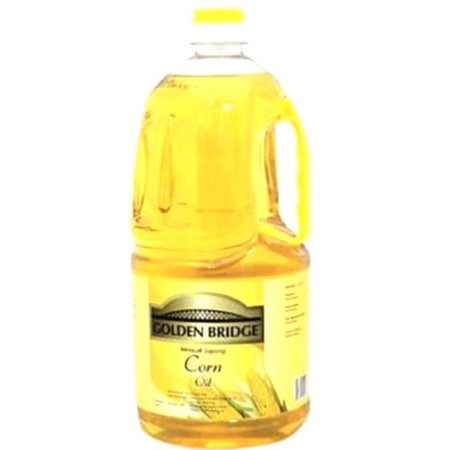 Golden Bridge Corn Oil Merupakan Minyak Yang Diperoleh Dari Proses Ekstrasi Atau Perasan Dari Biji Jagung.