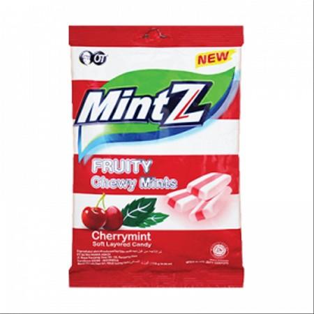 Permen Mintz Cherymint 115Gr Merupakan Permen Dengan Rasa Cherry Mint Yang Menyegarkan. Terbuat Dari Bahan Bahan Berkualitas Dipadukan Dengan Proses Pembuatan Yang Canggih Sehingga Menghasilkan Permen Yang Ideal Dinikmati Saat Merasa Bosan Dalam Perjalana