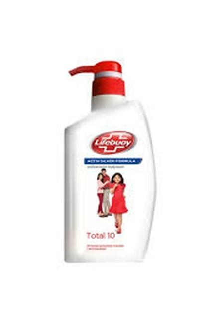 Lifebuoy Body Wash , merupakan antibacterial wash yang dapat membunuh kuman.