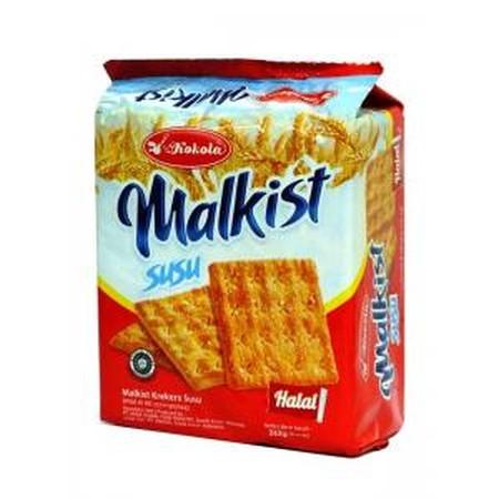 Dengan rasa yang enak dan lezat. Dipadukan dengan resep cracker ala Kokola. Sangat cocok untuk camilan keluarga