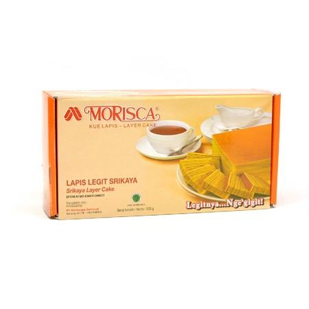 Morisca adalah produk kue lapis legit yang di buat secara higienis serta aman di konsumsi dengan kemasan vakum plastik berbahan nilon serta terjaga kualitas nya dengan rasa original.