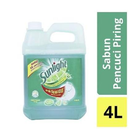 Sunlight Lime merupakan cairan pencuci piring dari Sunlight yang diformulasi khusus untuk membersihkan lemak membandel pada piring. Dengan wangi yang segar untuk piring-piring bersih anda.