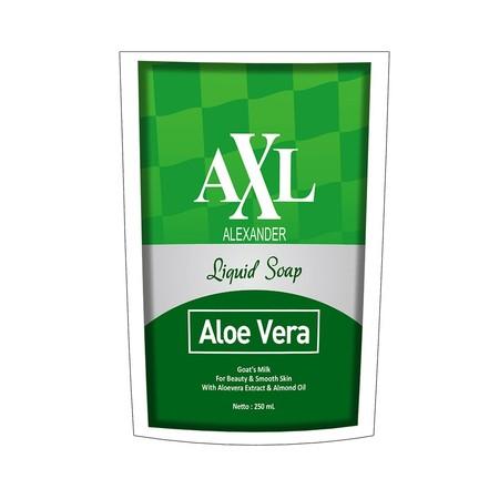 Axl Alexander Antiseptic Liquid Soap Merupakan Sabun Mandi Yang Mengandung Fragrance, Water, Goat'S Milk, Aloevera Extract & Bamboo Extract. Sabun Mandi Ini Dapat Memberikan Kesegaran Pada Kulit Tubuh Anda.