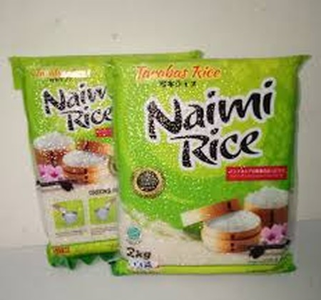 Naimi Rice adalah beras Jepang yang terbuat atas beras yang sedikit mengkilap. Saat dimasak, memiliki tekstur lengket yang akan dengan mudah diambil. Sangat baik jika digunakan untuk sushi, onigiri atau masakan asia lain.. daya rekat maupun rasanya sangat