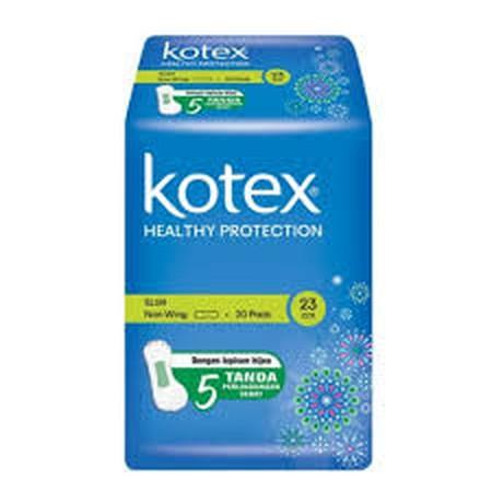 Kotex Soft & Smooth Slim nyaman digunakan dan memiliki keunggulan menjaga daerah kewanitaan tetap kering dan nyaman tanpa khawatir bocor.