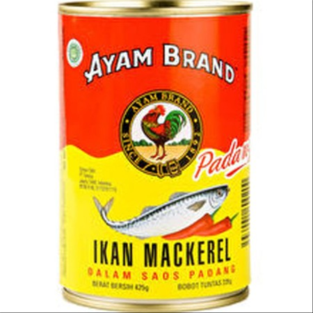 Fishes From Cold Oceans Ayam Brand Selects Only Cold Oceans Mackerels. The Fishes Are Tasty, Fatty, Tender And Full Of Omega 3. Mackerel Is A Very Good Provider Of Omega 3, Calcium And Selenium. Mackerel Is Also A Very Rich Source Of Vitamin B12 Which Pl