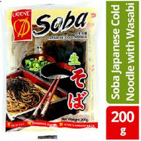 Japanese Soba Noodles Are Hearty, Versatile And Delicious And Can Be Served Either Hot Or Cold. Advanced Packaging Method Keeps Noodles Fresh; No Refrigeration Or Boiling Required!