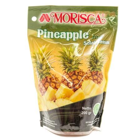 Morisca Pineapple Jam 200 Gr Kemasan Botol. Pilihlah Selai Dengan Kualitas Baik Saat Memilih Selai Untuk Dibeli, Ada Baiknya Anda Meneliti Pemanis Apa Yang Digunakan. Anda Bisa Menemukan Selai Buah Yang Menggunakan Gula Maupun Tidak. Jenis Pemanisnya Pun
