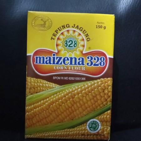 Tepung maizena terbuat dari jagung. Cocok untuk segala jenis makanan, gorengan, cake atau cookies.