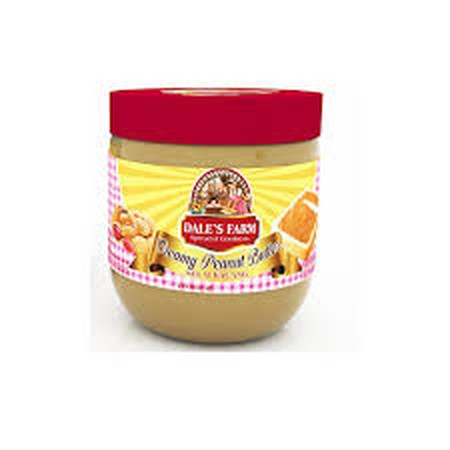 Peanut Butter Atau Selai Kacang Dengan Bahan Terbaik Sehingga Nyaman Dan Enak Untuk Dinikmati. Selain Itu Selai Kacang Aray Peanut Butter DaleS Farm Ini Juga Kaya Akan Manfaat Salah Satunya Menyehatkan Jantung Dan Kaya Akan Lemak Baik.