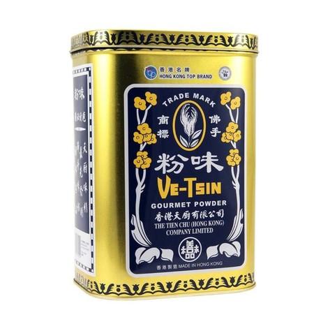 Vetsin Hongkong Penyedap Rasa [375 g] merupakan penyedap rasa yang dapat membuat berbagai masakan kaya cita rasa, menambah rasa masakan agar lebih sedap. Komposisi : monosodium glutamat, sodium klorida.