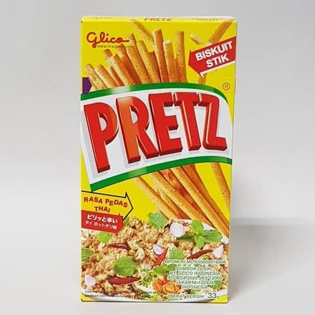 Pretz Was Created Based Off Of The Beloved German Stick Pretzel. ItS A Long Selling Product That First Appeared On The Japanese Market In 1963. There Are Various Types Of The Crispy Snack, From Sweet Flavors To Salty, So Please Enjoy Them All.