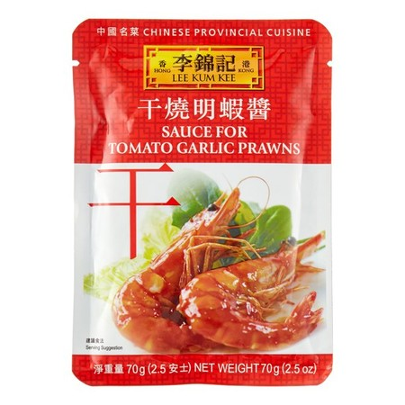 Lee Kum Kee Menu-Oriented Sauces Bring You Delicious Dishes And Save Your Time In The Kitchen. Prepared From Selected Tomato, Chilli Pepper, Honey And Garlic, This Sauce Is Ideal For Cooking Tomato Garlic Prawns Or Other Tomato And Garlic Flavoured Dishes