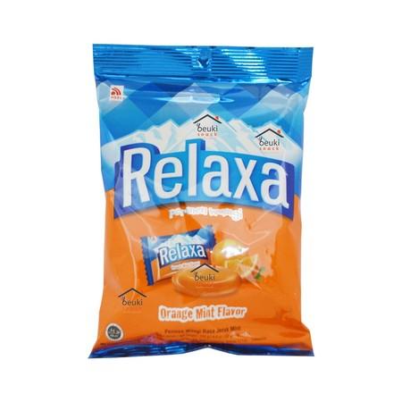 Relaxa Orange Permen [125 g] merupakan permen yang membuat mulut segar sehingga Anda semakin percaya diri untuk berinteraksi dengan siapa saja. Terbuat dari bahan-bahan alami sehingga sangat aman dikonsumsi oleh siapapun. Permen ini membantu Anda mencipta