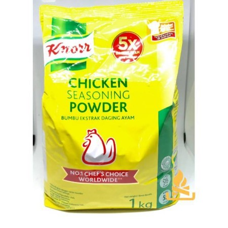 Contains Real Chicken Extract , Universal Seasoning, For All Applications.