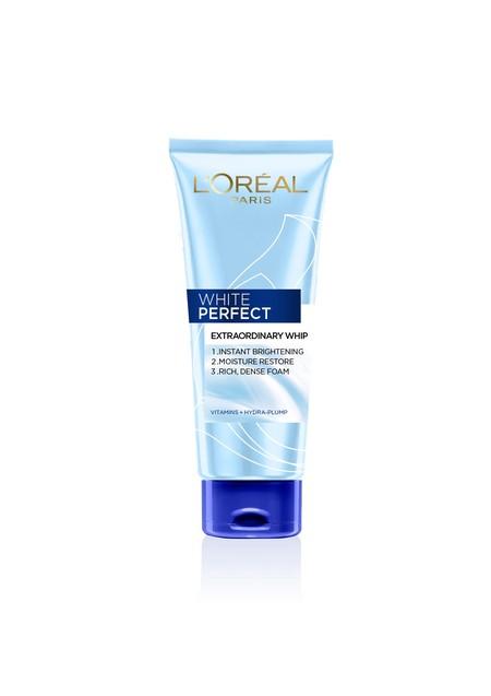 Sabun  wajah tekstur yang ringan & bebas Minyak