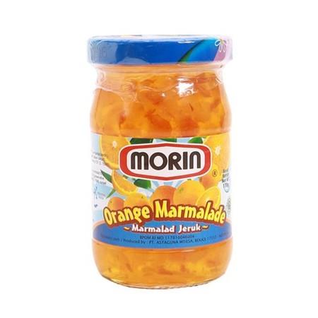 Morin Orange Marmalade Jam Selai 170 G, Merupakan Selai Orange Yang Sangat Lezat. Cocok Dan Enak Untuk Roti Maupun Kue. Selain Itu Selai Ini Juga Cocok Untuk Dioleskan Sebagai Pendamping Makanan Ringan Seperti Roti Bakar Dan Biskuit.