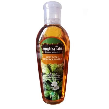 Penyubur Rambut Mustika Ratu adalah penyubur rambut yang mengandung ekstrak kayu kina dan urang aring untuk menguatkan akar rambut dan merangsang pertumbuhan rambut. Kandungan Climbazole-nya membantu mengurangi ketombe dan gatal-gatal. Manfaat Penyubur Ra