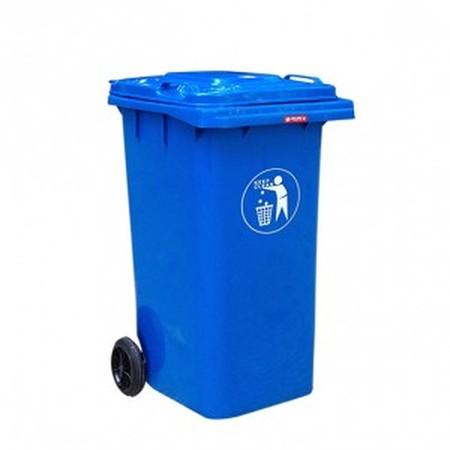 Lion star tempat sampah luar ruangan besar ukuran 120 Liter (warna sesuai stock)