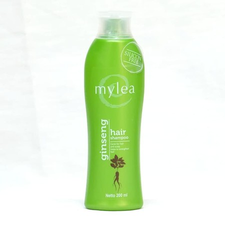 Mylea Ginseng Hair Shampoo merupakan shampoo dengan formula khusus Silicon Free yang mengandung ekstrak Ginseng. Silicon Free membersihkan rambut tanpa meninggalkan penumpukan pada rambut, maka nutrisi ekstrak Ginseng dapat memberikan perawatan dengan mem