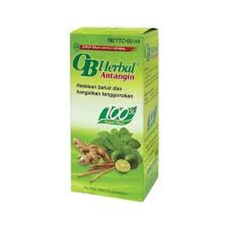 Antangin Junior merupakan sirup herbal untuk anak-anak. Produk ini mengandung jahe, meniran, dan madu. Kandungan ini dipercaya bermanfaat untuk memelihara daya tahan tubuh, meredakan gejala masuk angin, serta mencegah mabuk perjalanan