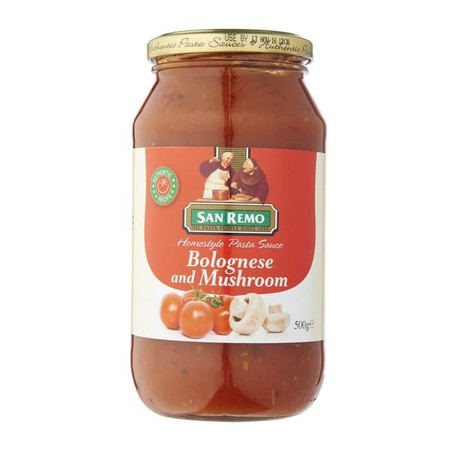 Created With The Finest Ingredients, Using An Authentic Home Style Recipe. Succulent Tomatoes, Onions And Herbs Are Combined To Create This Delicious, Thick And Flavourable Pasta Sauce Ingredients: Diced Tomato (65%), Water, Tomato Paste (6%), Onion (6%),