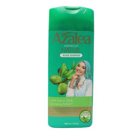 "Azalea Shampoo with Zaitun Oil & Habbatussaudah Oil ada formulasi Shampoo baru dari Azalea untuk keluarga tercinta dengan menggunakan metode Pengobatan ala nabi ""Thibbun Nabawi"", diformulasikan dengan menggunakan Zaitun Oil yang memiliki banyak manfaat da"