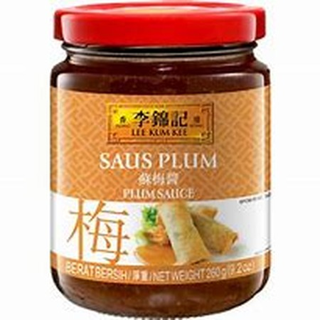 Made From Preserved Chinese Plums, Quality Ginger And Chili, This Is An Excellent Dipping Sauce For Roast Ducks Or Any Roast Meat Dishes