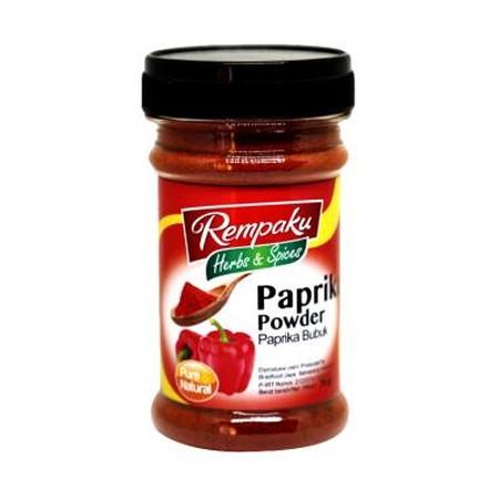 Paprika adalah sejenis cabai yang mempunyai rasa manis sedikit pedas. elah diproses menjadi bubuk, memiliki rasa yang enak dan berkualitas tinggi