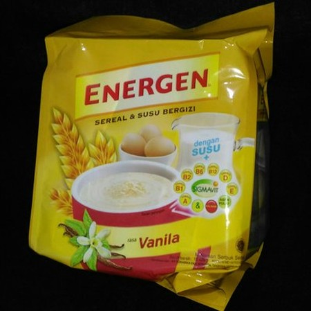 Energen Vanila Minuman Sereal 10 X 30G/ Bag Rasa Lapar Yang Melanda Di Waktu Tanggung Adalah Hal Yang Tidak Menyenangkan. Menghilangkannya Dengan Mengonsumsi Makanan Berat Akan Membuat Kenyang Lebih Awal, Dan Merubah Jadwal Makan. Ngemil Bisa Jadi Solusi