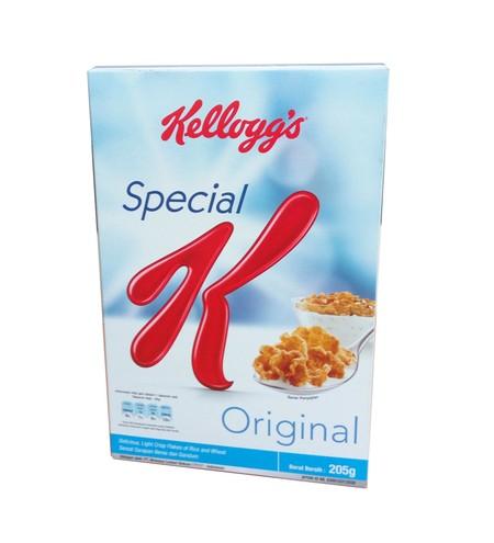 Kellogg'S Special K Oats & Honey 209 G Merupakan Makanan Yang Terbuat Dari Bahan Berkualitas Dan Asli Untuk Sarapan Pagi Yang Lezat Dan Renyah. Makanan Ini Berisi Nutrisi Penting Untuk Kebutuhan Tubuh. Sehingga Anda Dapat Menikmati Nutrisinya Dan Mendapat