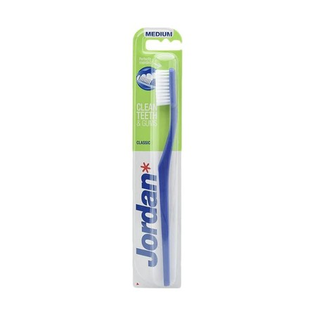 Jordan Toothbrushes Are Made To Help You Brush Better. The Bristles With Medium Hardness Bristles
