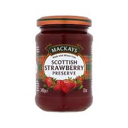 Made With The Finest Whole Scottish Strawberries And Wonderful With Afternoon Tea. Made With Berries Grown In The Fields Of Eastern Scotland..