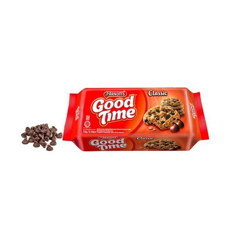 All Time Favorite. Crunchy Texture Cookie, Sprinkled With Abundant, Delicious Chocolate Chips In Every Bite. Simply Loved By Everyone!