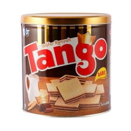 Terbuat dari resep ahli yang mengkombinasikan wafer krispi dengan chocolate cream premium dan susu. Menghasilkan rasa yang gurih & lezat di setiap gigitannya. Ideal dinikmati saat santai Anda bersama keluarga
