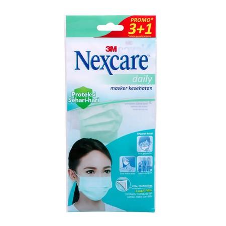 Hypoallergenic / Bebas Alergi  Menyaring 99% partikel, debu, kotoran, dan mikroorganisme *BFE Test  Memiliki 3 lapisan penyaring.  Dilengkapi kawat hidung agar tidak ada celah dan  nyaman dipakai.  Tekstur berpori, sehingga pernafasan tidak terganggu.  Ri