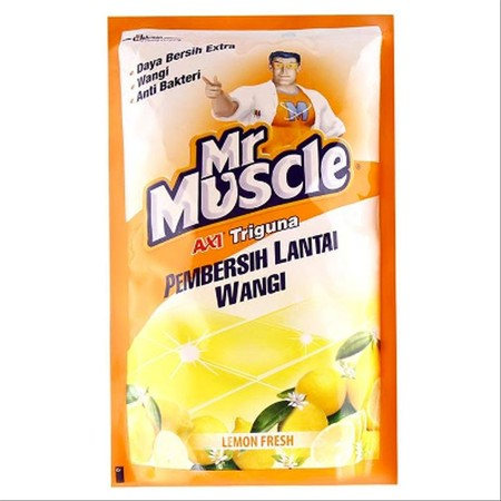 Mr. Muscle Axi Keramik Lemon Pembersih Lantai 800 Ml/Pouch Pada Umumnya, Orang Tua Selalu Ingin Memiliki Rumah Yang Bersih, Bebas Dari Kuman Dan Bakteri. Selain Akan Menjaga Dan Melindungi Kesehatan Keluarga, Rumah Bersih Juga Akan Membuat Penghuninya Men