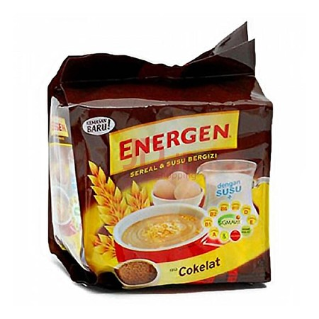 Energen Coklat Bag 20 Sachet/29 G, Sarapan Sereal Baik Untuk Kesehatan Sarapan Adalah Aktivitas Seseorang Mengonsumsi Makanan Di Waktu Pagi. Meski Ada Sebagian Orang Yang Tidak Biasa Sarapan, Tapi Sebagian Lagi Ada Yang Menjadikannya (Sarapan) Hal Wajib S