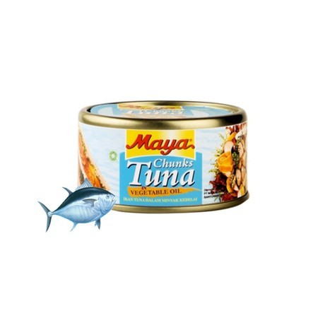 Maya Tuna Vegetable Oil Can 185 Grmaya Has Been Acknowledged Both By The Local And International Quality Institutions Including Us Fda(Food And Drug Administration), Cfia(Canadian Food Inspection Agency) And European Union. Our Quality Assurance Starts By