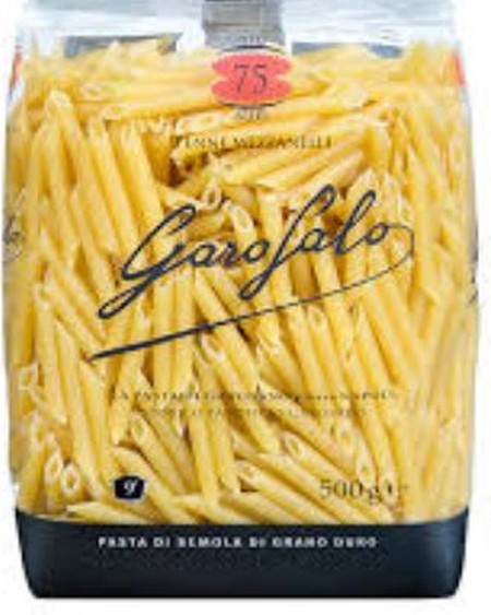Garofalo Fusilli Are Curled Spirals Of Broze-Drawn Pasta Apable Of Enveloping Condiments.