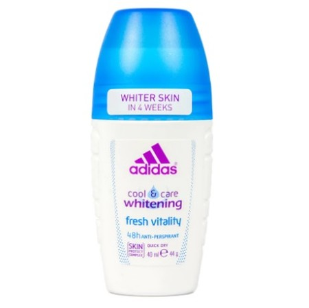 Adidas Cool & Care With Fresh Vitality Roll On 40Ml Feature Ph Respect & Dermo Tested.