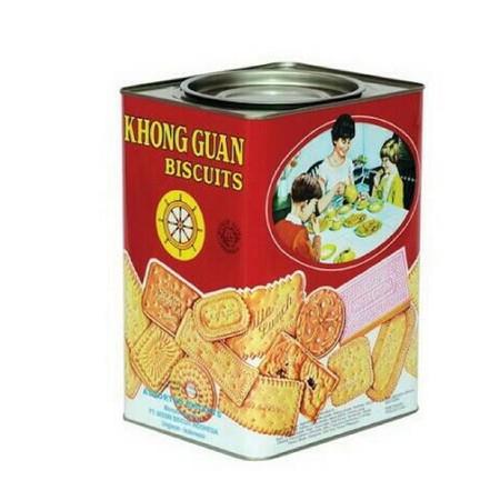 Biskuit Assorted Biskuit Merupakan Biskuit Yang Banyak Varian Rasa. Cocok Untuk Di Nikmatin Bersama Keluarga.