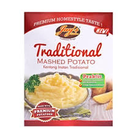 Instant Mashed Potato